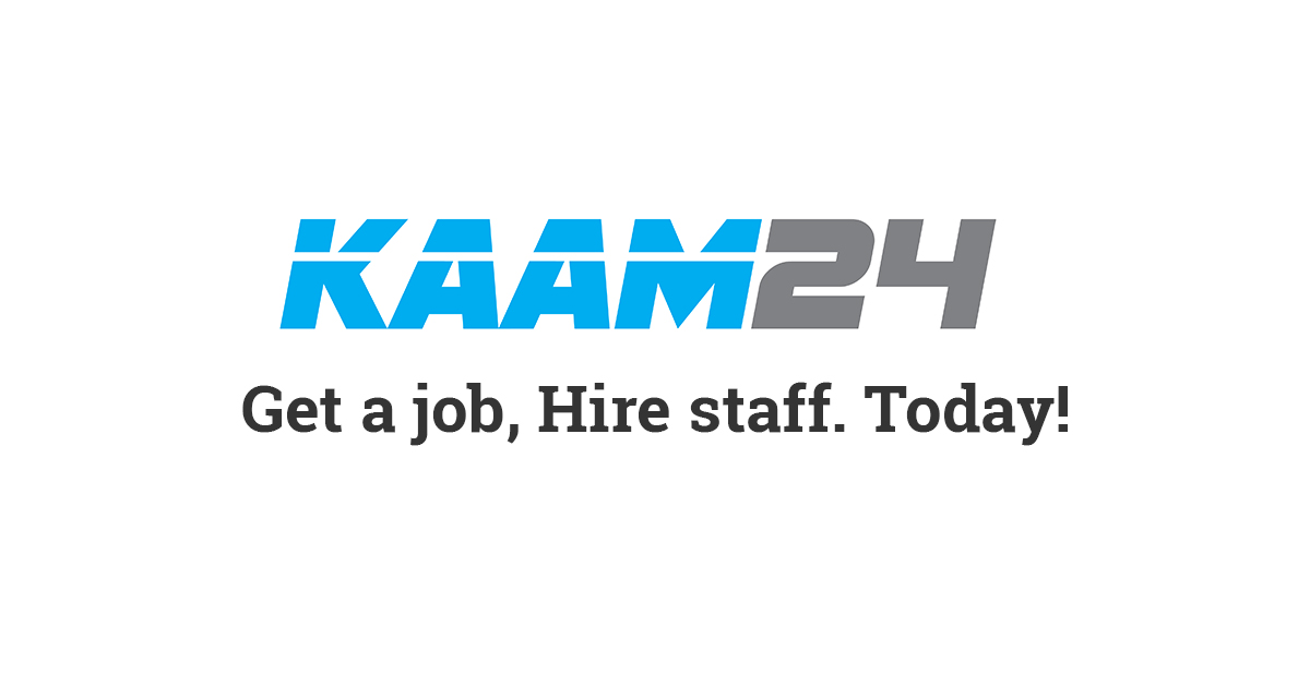 Kaam24 | Create Resume | Job Search | FREE Job Post | Search Staff